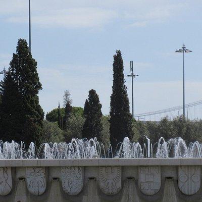 Fonte Luminosa de Belém