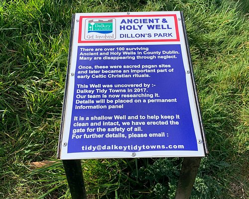 Amazing historic well that was found in Dillon's Park Dalkey. Well worth a look for those interested in History.
