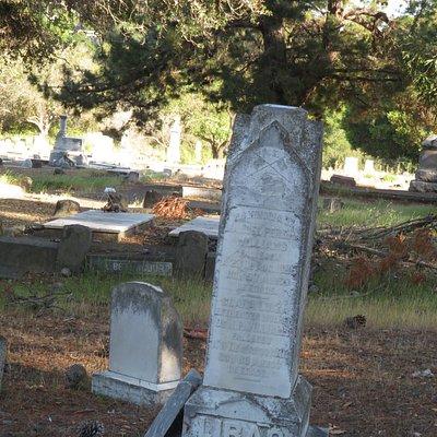 Mt. St. Joseph Cemetery, Hayward, CA