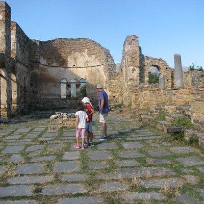 Saint Achillios Basilica - Prespes National Park, Greece