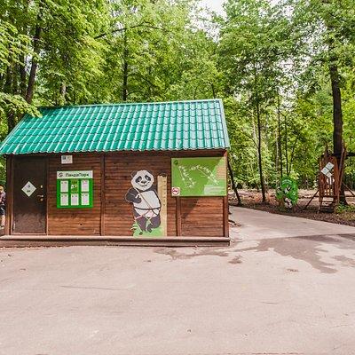 ПандаПарк Измайлово Веревочный парк