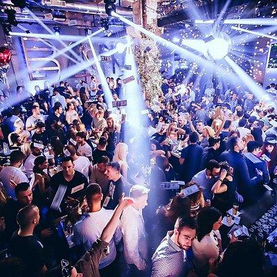 Clubbing in Belgrade