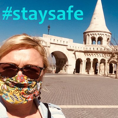 Stay safe, be concious, stay postitve!  2020. April, Budapest