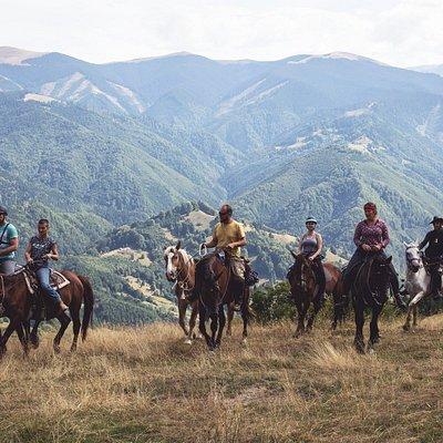 3 Days Horse Trek