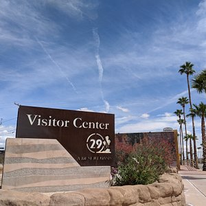 Welcome to the Twentynine Palms Visitor Center