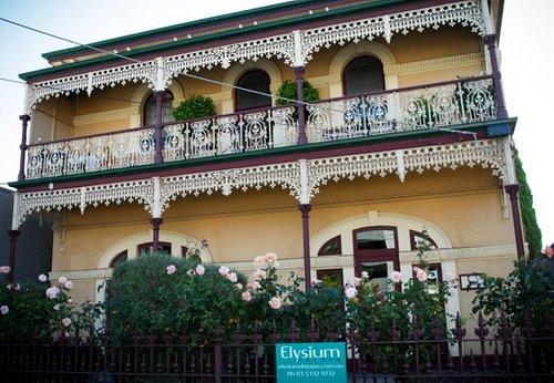 Our stunning heritage style building in the heart of Ballarat