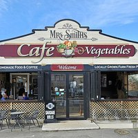 Mrs Smiths Cafe & Vegetables 524 Main Rd Riwaka. Tasman NZ