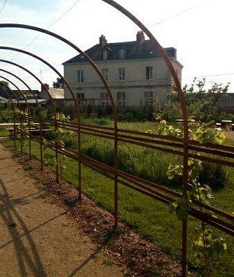 Jardin Hubertine-Auclerc