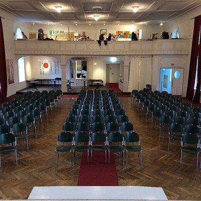 Vereinshaus Traunstein