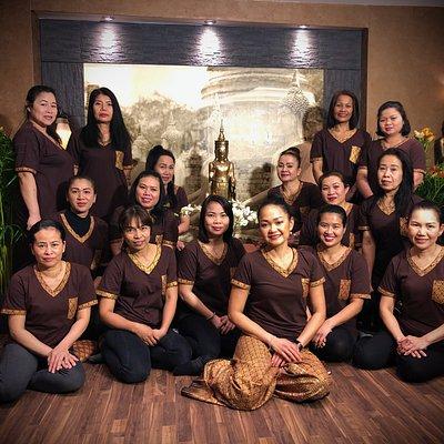 Sabai Thai Team (März 2020)