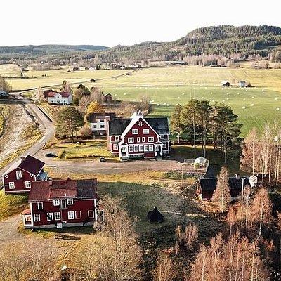 Bryggan Balans och Retreat - Kullsta gamla skola
