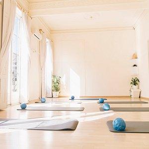 Our main Pilates studio