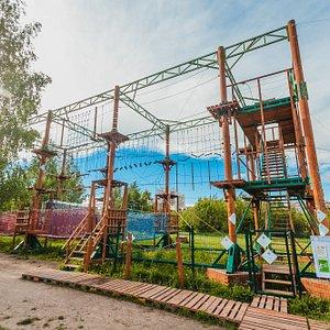 ПандаПарк Митино Веревочный парк
