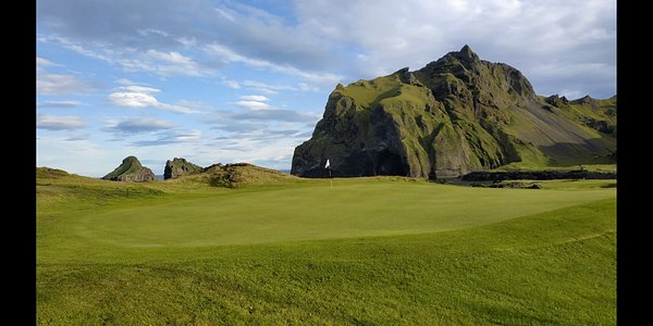 The Golf Course is located in stunning nature by the Atlantic Ocean