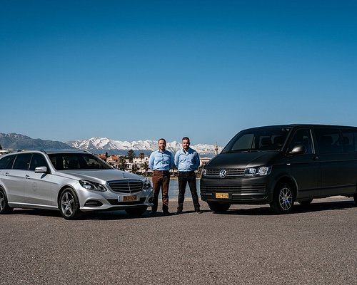 We are a family owned Taxi and Minivan service company in Crete. We provide airport & port transfers, private excursions and personal driver services for more than 30 years. Our fleet of luxurious Minivans & Taxis and professional drivers make your holidays in Crete safe & enjoyable! Cretantaxi guarantees high quality Taxi and Minivan services in Crete!