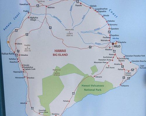 Île d'Hawaï Hawaï