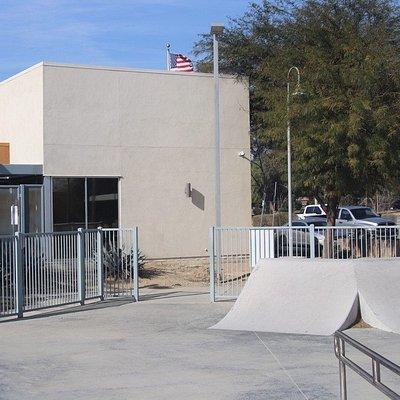 More skate boarding