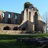 Ruine Der Stiftskirche