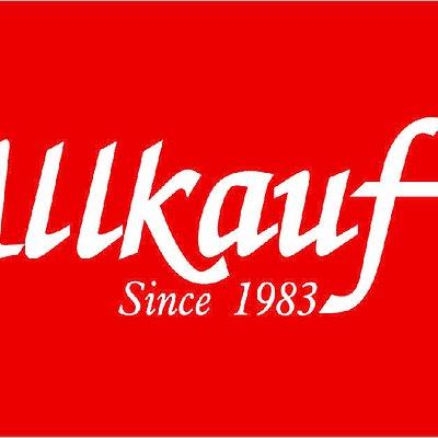 Allkauf  más de 35 años al servicio de nuestros clientes.