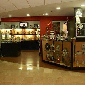 The gallery at Puerto Vallarta International Airport