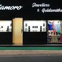 Diamoro Jewellers and Gold Smiths at Cavelossim, Next to Saga