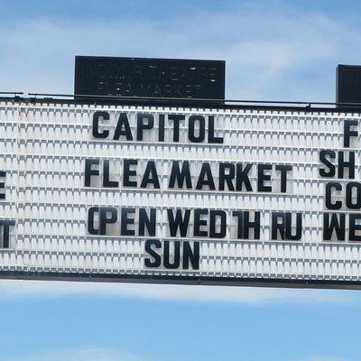 Capitol Flea Market, San Jose, CA