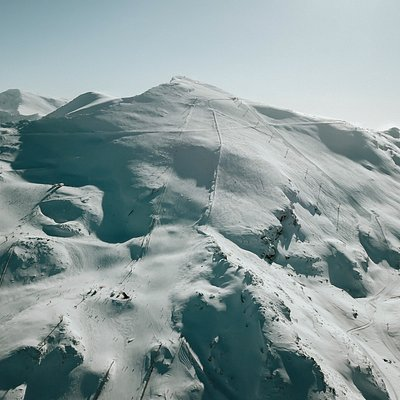 Vista Aerea de Sierra Nevada