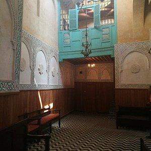 Synagogue Slate Al Fassiyine Fez Morocco