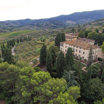 Villa di Capezzana