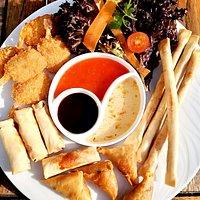 Assiette Thai, trop bon !