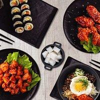 Палитра вкусов от корейского кафе!
