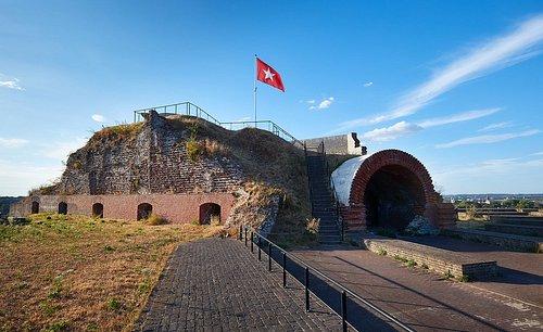 Fort St. Pieter, Maastricht Underground