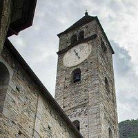 Chiesa SS Pietro e Paolo à Brissago