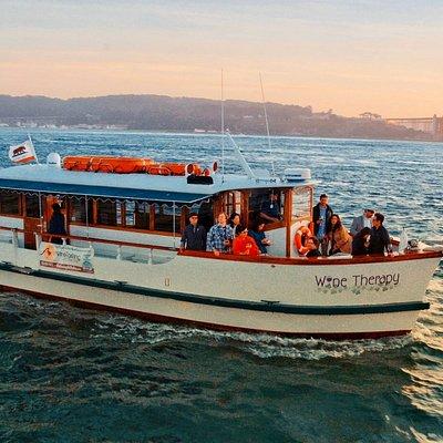 Wine Tasting Boat