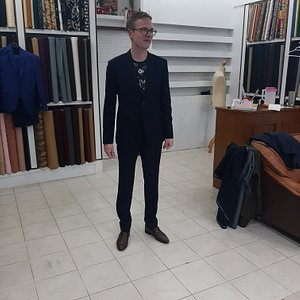 Suit made by zagars
