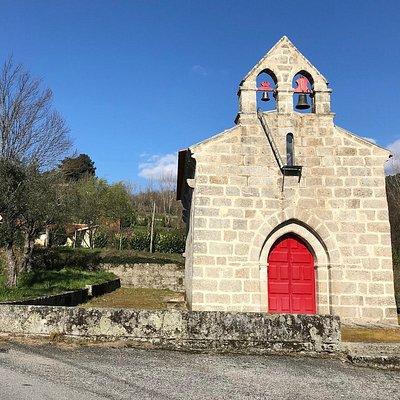 Igreja do Salvador de Lufrei