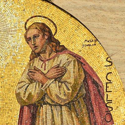 Mosaico di san Celso