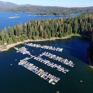 Shaver Lake Marina