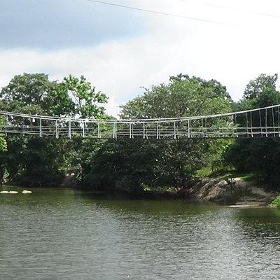 Kunchukulum  suspension bridge