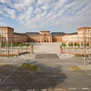 Barockschloss Mannheim - Staatliche Schlösser und Gärten Baden-Württemberg, Fa. Herrmann