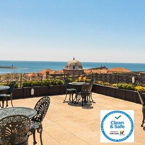 Selo Clean and Safe do Turismo de Portugal