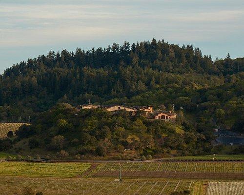 Silverado Vineyards Hilltop Winery