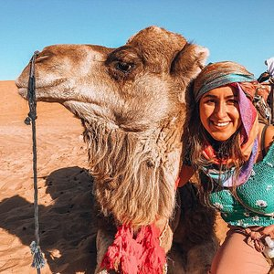 ready to ride my camel @longtermtraveller