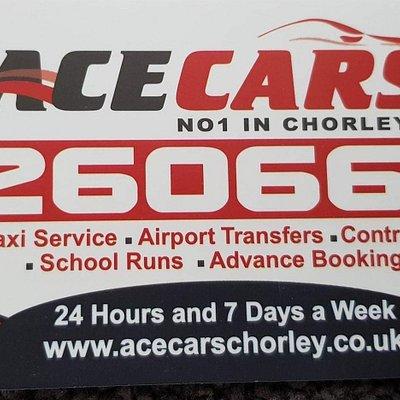 Ace cars Chorley
