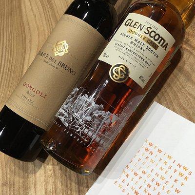 Добро Пожаловать в Whisky & Wine Boutique!