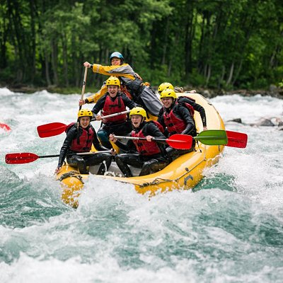 Rafting in Valldal