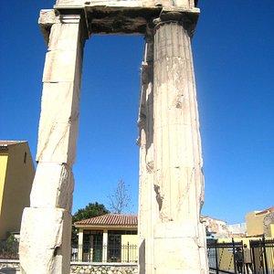 Built in 11 BCE