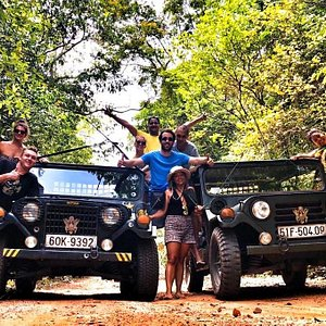 Jeep tours and vip boat trip