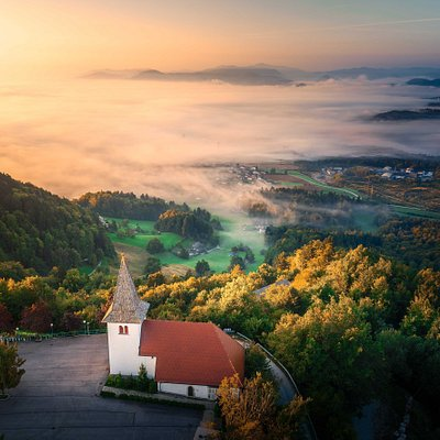Kranj has a rich cultural heritage, as well as beautiful nature that is very much within reach. Lovers of easy hiking trails will be delighted to hear that there are some lower hills in Kranj and the surrounding area that offer an excellent opportunity for relaxation and often even great food.   Photo: Dragan Gavranović