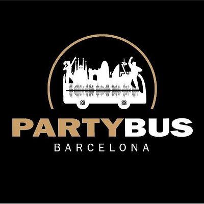 Logo PartyBus Barcelona